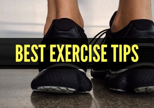 best exercise tips