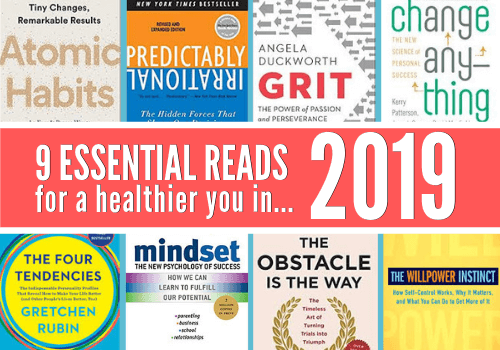 health and fitness books