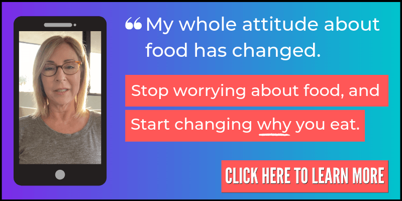 success story quote my whole attitude about food has changed