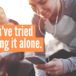 You've tried going it alone. Now try with a coach.