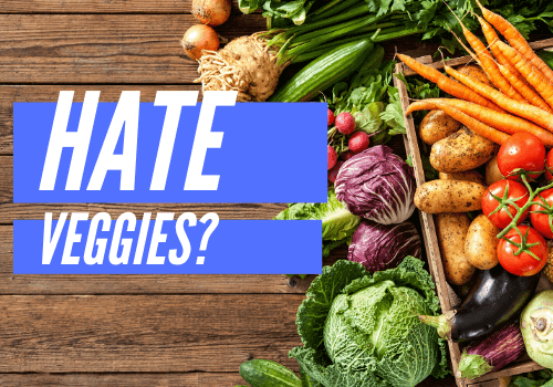 lose weight vegetables and fruit
